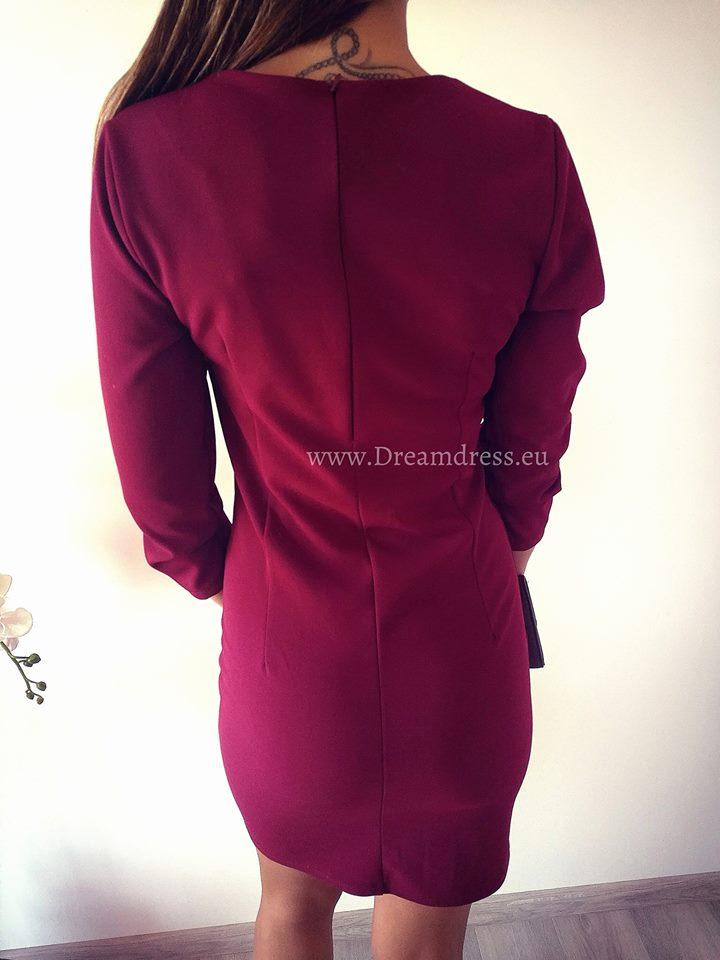 4607005e5b3 Kuldsete nööpidega naiselik kleit (Värvivalik!) 🕊 🌱👗 – Dreamdress